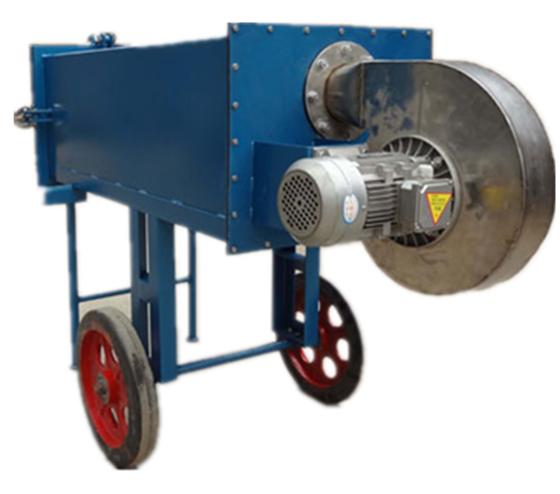广西移动式环流熏蒸机