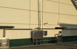 移动式膜分离制氮机及充氮气调工程